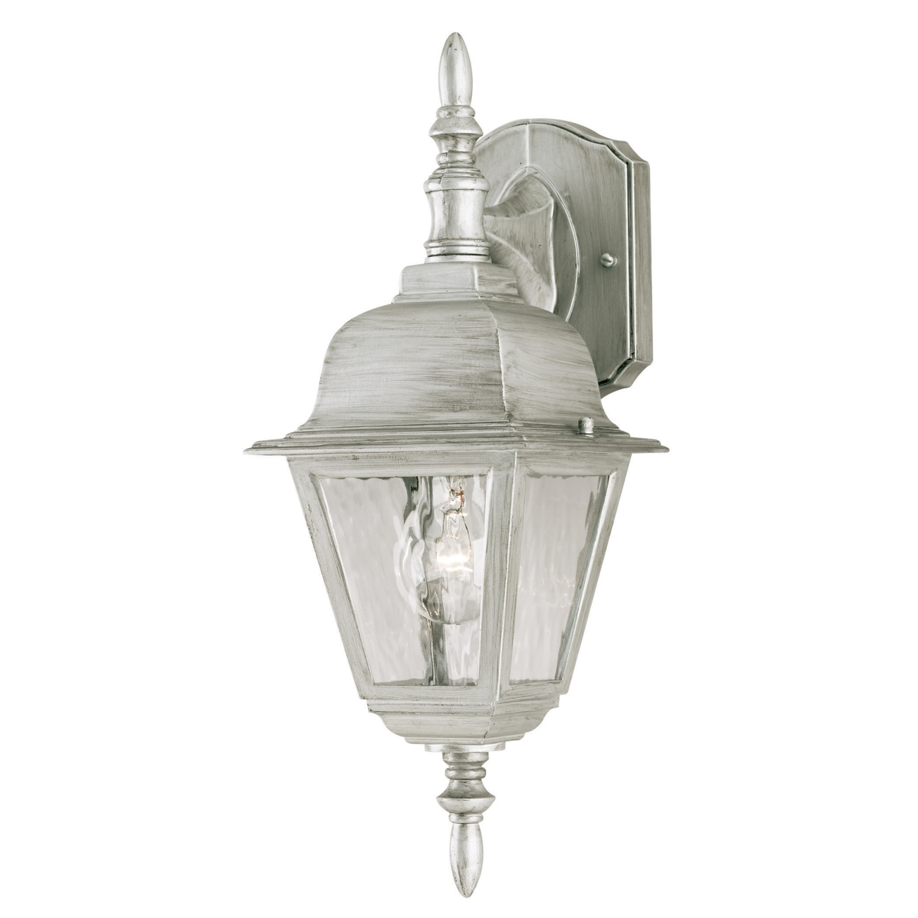 Inspiration about Diy : Garden Trading Belfast Light Replacement Glass Replacing For Vinyl Outdoor Wall Lighting (#6 of 15)