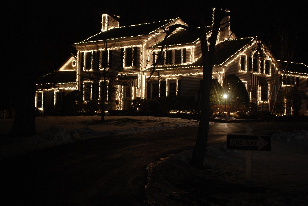 Inspiration about Diy : Hanging Christmas Lights Without Drilling Bricks How Hang Inside Hanging Outdoor Christmas Lights Without Nails (#11 of 15)
