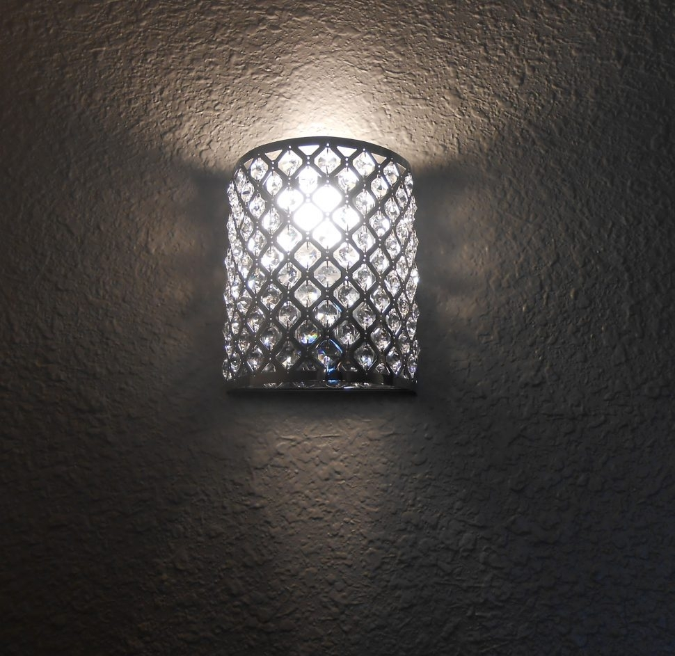 Diy : Its Exciting Lighting Battery Operated Wall Sconce With Throughout Tesco Outdoor Wall Lighting (#7 of 15)