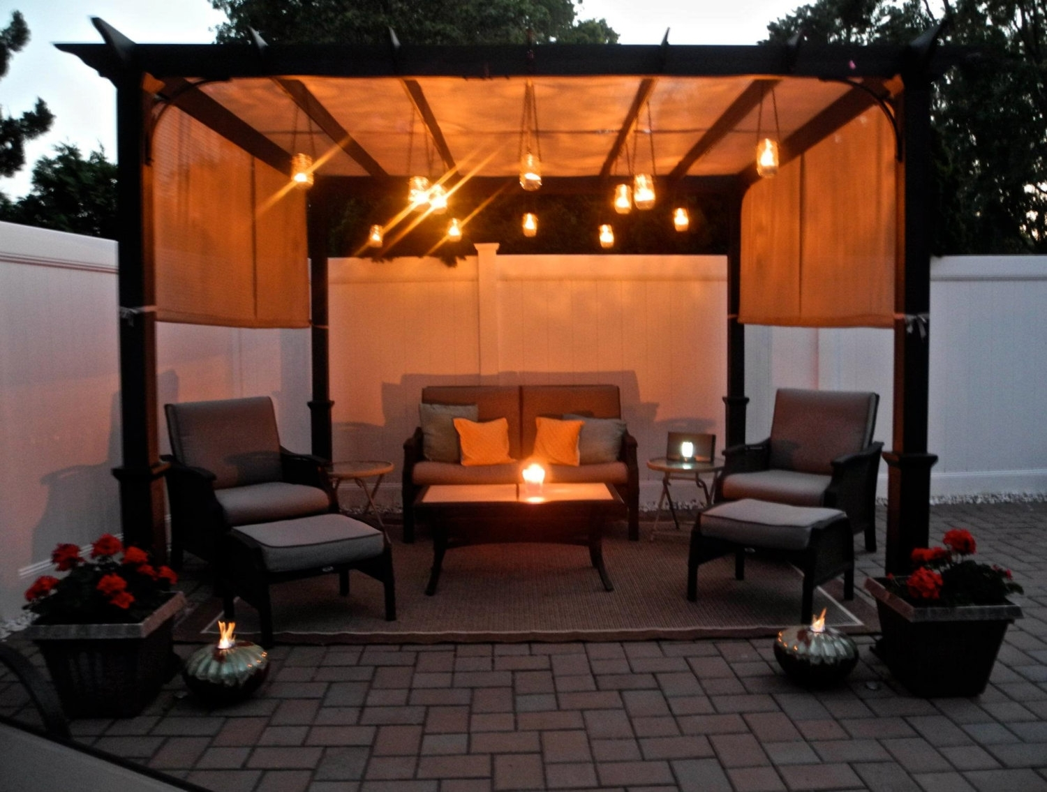 Inspiration about Diy Kit Hang Mason Jar Lights Sets Of Wire Andmidwestfinds Plus Inside Hanging Outdoor Lights On Wire (#3 of 15)