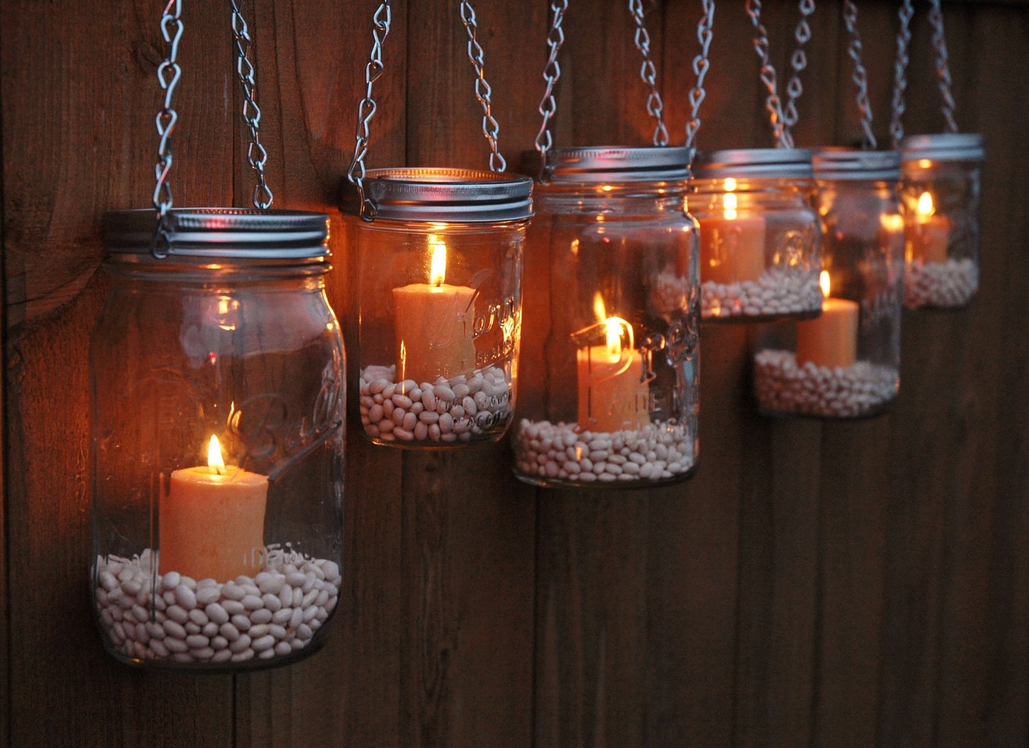 Inspiration about Diy : Outdoor Lighting Tips Illuminate The Night Soothing Blog Throughout Outdoor Hanging Tea Lights (#7 of 12)