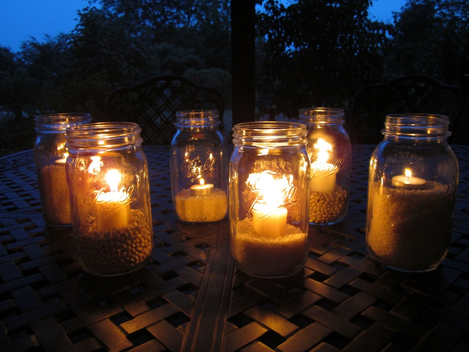 Inspiration about Diy : Outdoor Mason Jar Lights Solar Glass Spring2011014 Lantern For Outdoor Hanging Mason Jar Lights (#11 of 15)