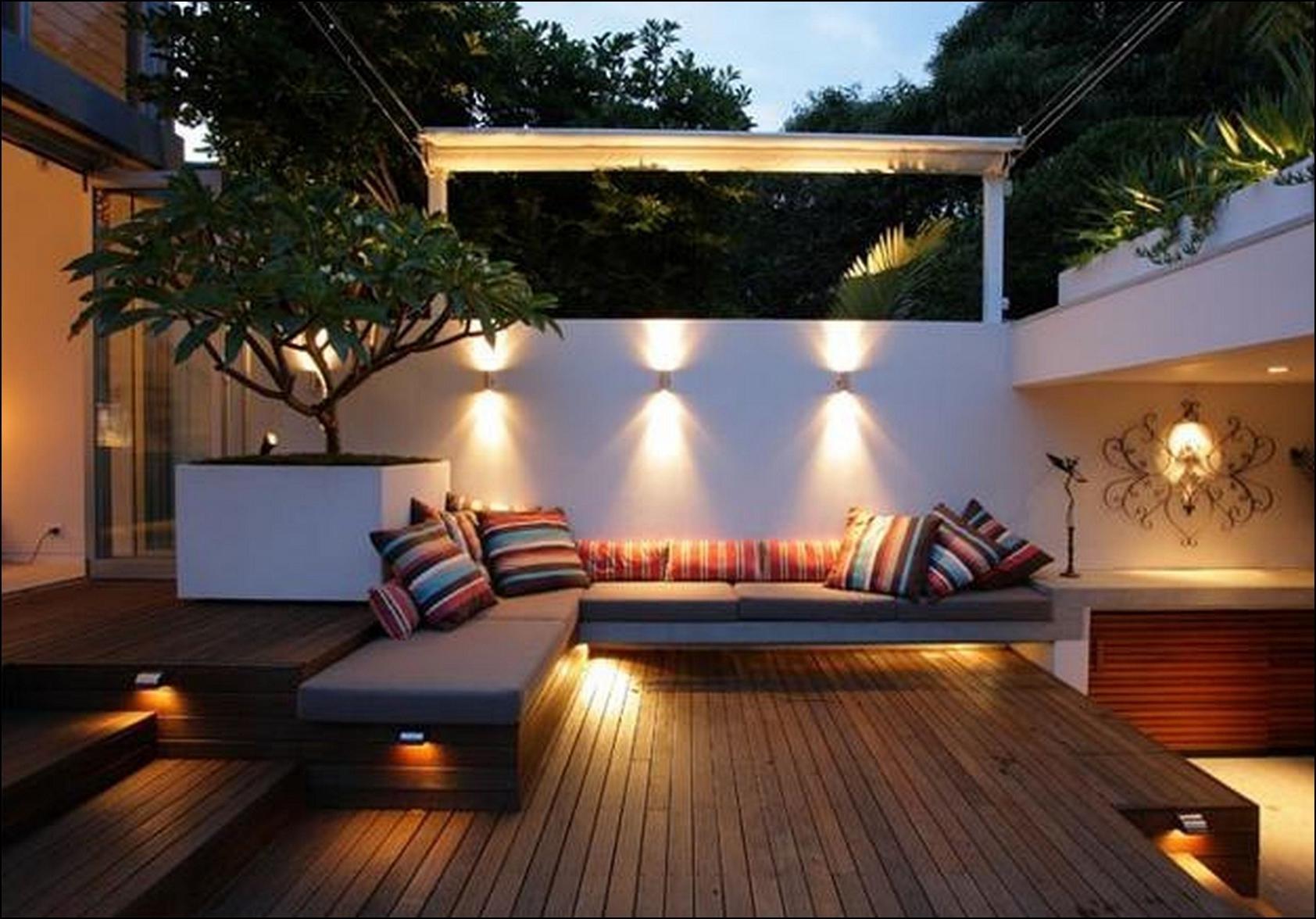 Inspiration about Diy : Solar Garden Lights Modern Outdoor Light Sensor Modern Outdoor Throughout Modern Small Outdoor Solar Lights (#9 of 15)