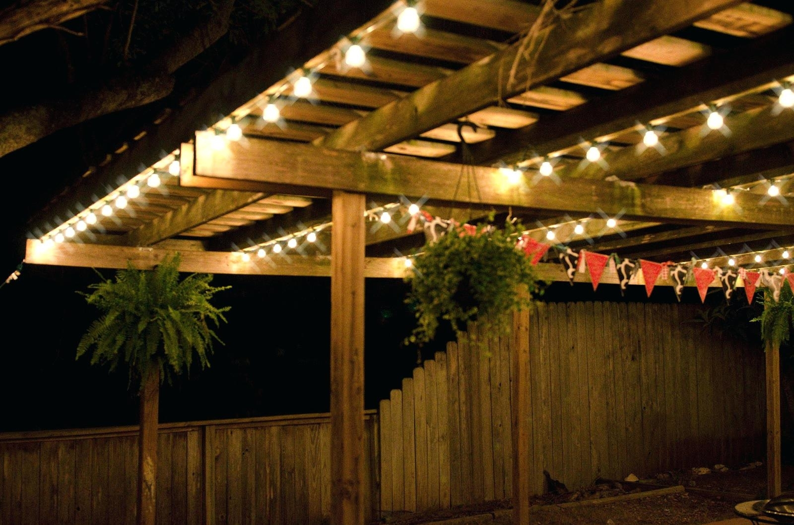 Inspiration about Diy : Target Threshold Outdoor String Lights Heavy Duty Amazon Globe Within Hanging Outdoor String Lights At Target (#2 of 15)
