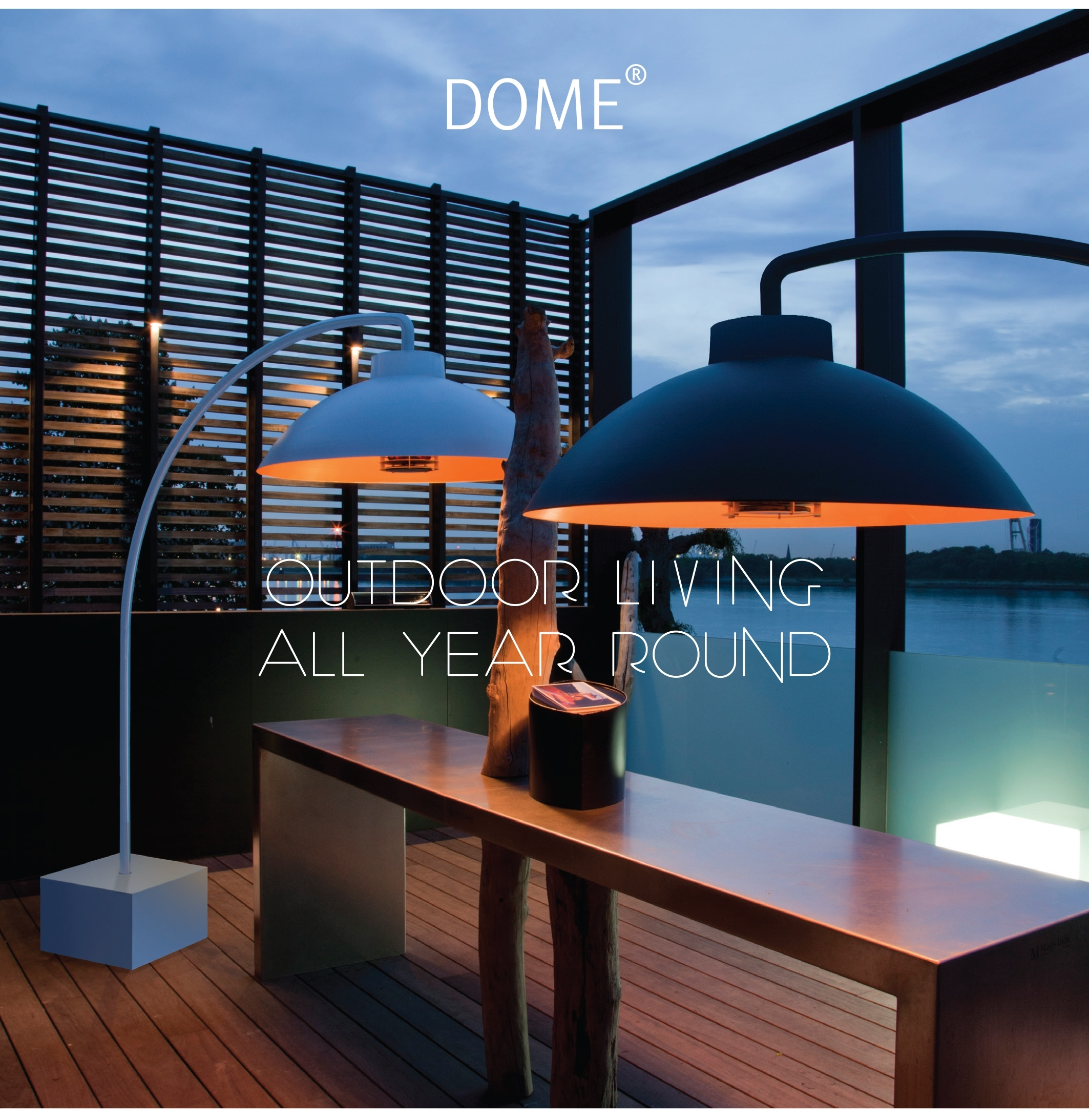 Inspiration about Dome Outdoor Heat Lamp Regarding Outdoor Hanging Heat Lamps (#14 of 15)