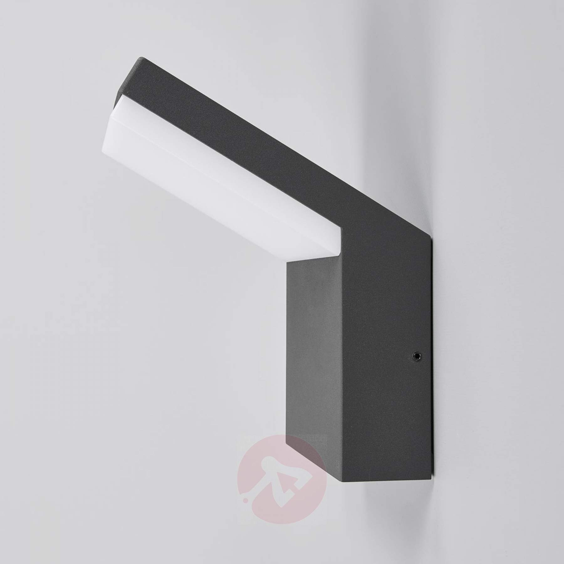 Inspiration about Downlighting Led Outdoor Wall Lamp Yolena | Lights.ie In Outdoor Wall Down Lighting (#10 of 15)