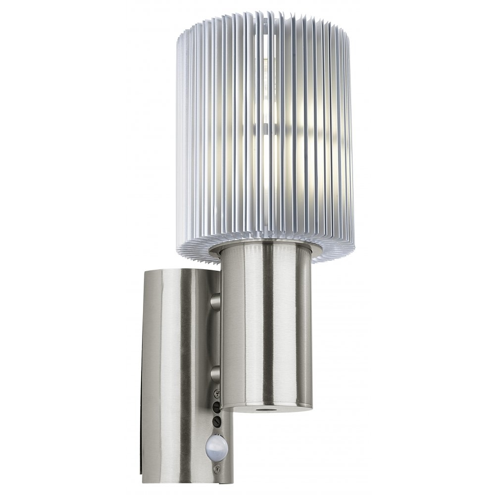 Eglo Maronello 89573 Outdoor Wall Light With Pir With Regard To Eglo Outdoor Lighting (#9 of 15)
