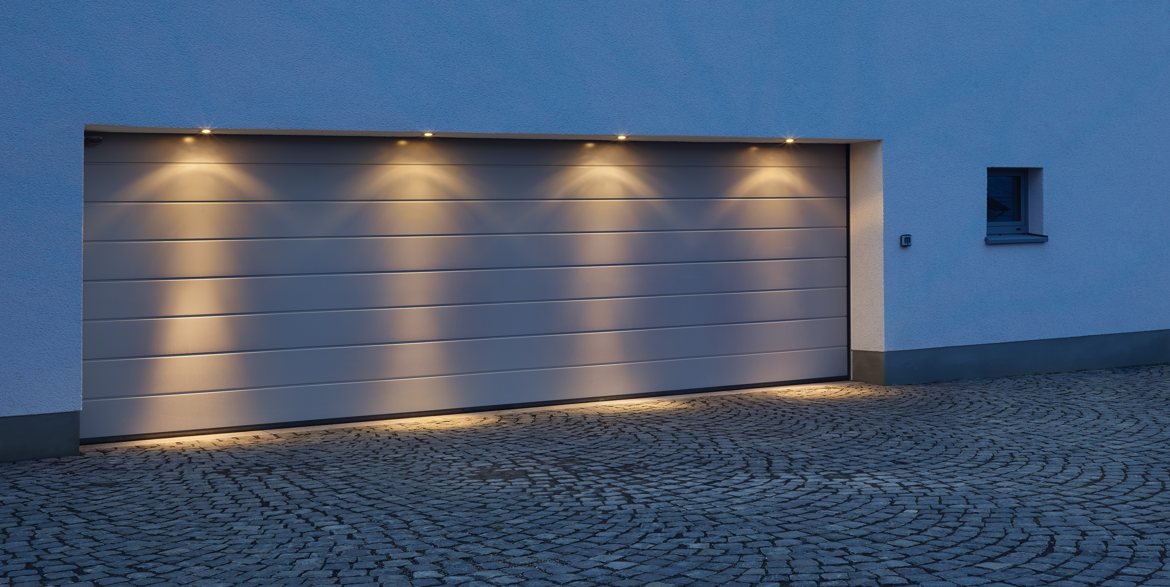 Elegant Outside Garage Lighting Ideas Collections | Garage Design Ideas With Regard To Outdoor Garage Ceiling Lights (#5 of 15)