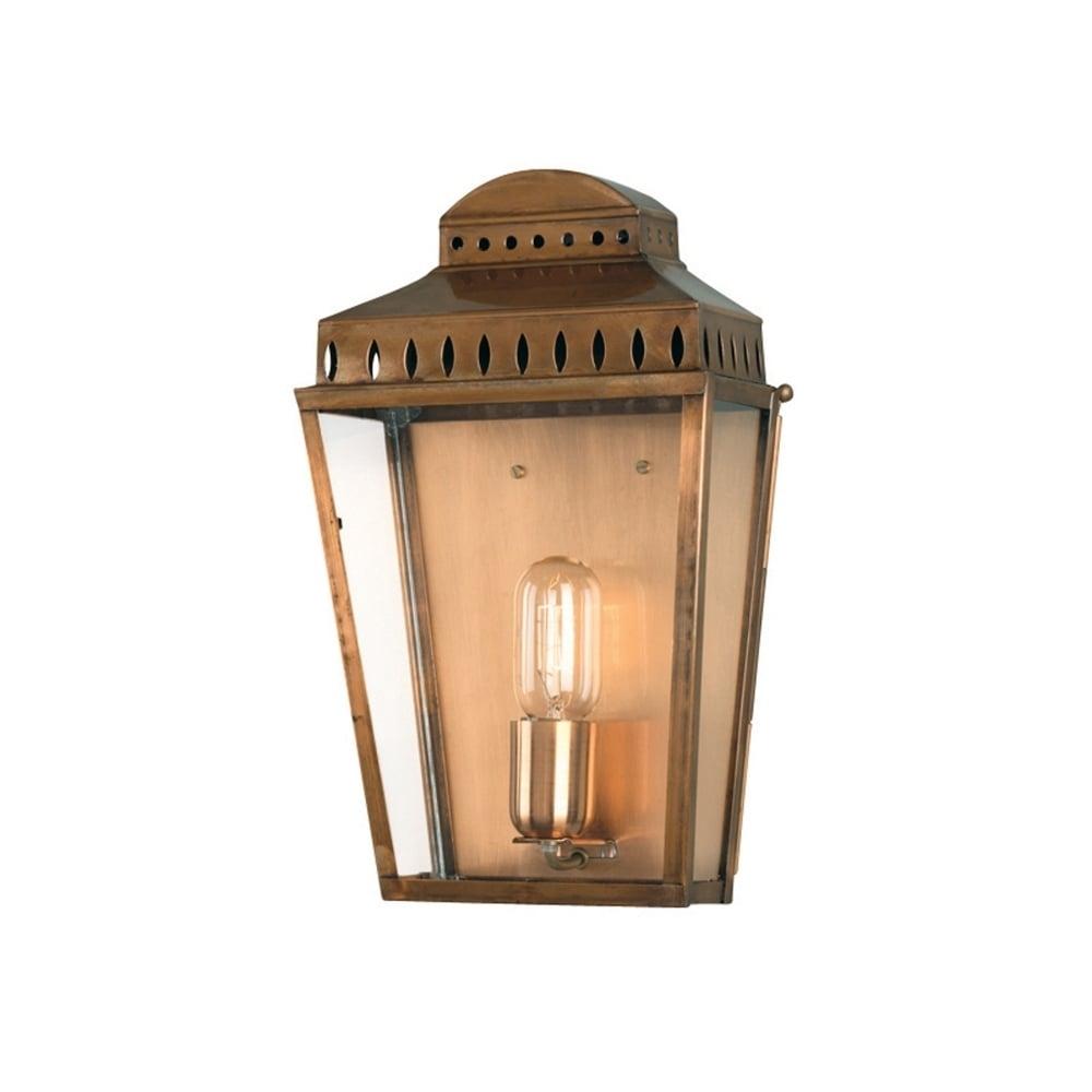 Elstead Lighting Mansion House Solid Brass Outdoor Lantern – Fitting Regarding Georgian Style Outdoor Lighting (#7 of 15)