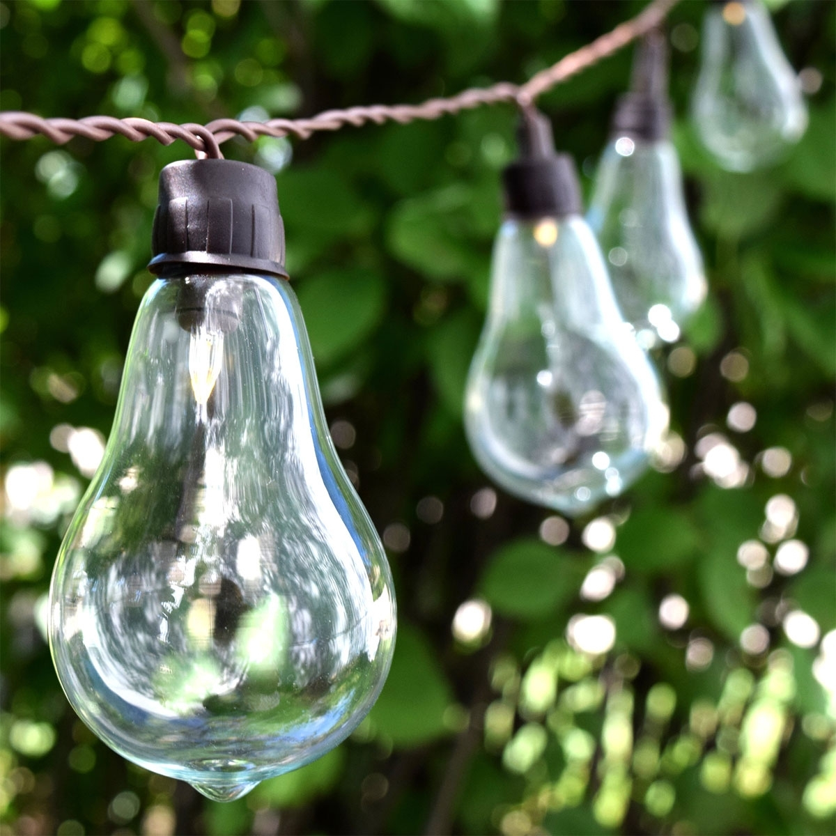 Endearing Solar Outdoor String Lights And Lighting Ideas Modern For Modern Outdoor String Lights (#3 of 15)