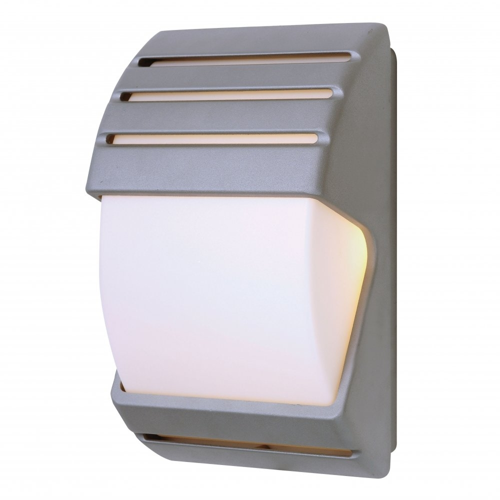 Endon El 40023 | Ip44 Dusk Till Dawn Wall Light In Black With Dusk Till Dawn Outdoor Wall Lights (#8 of 15)
