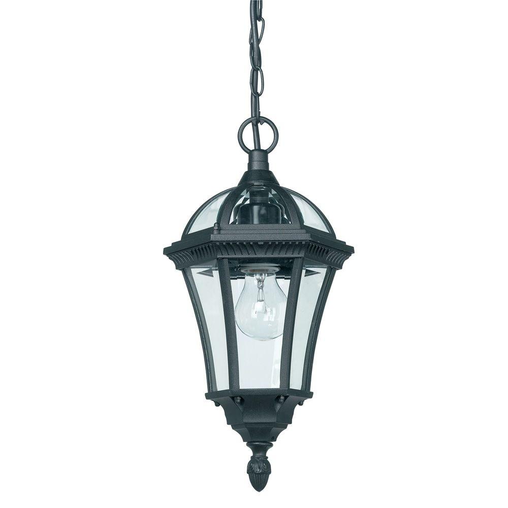 Endon Yg 3503 1 Light Outdoor Hanging Porch Light | Hanging Porch With Regard To Outdoor Hanging Lights For Porch (#2 of 15)