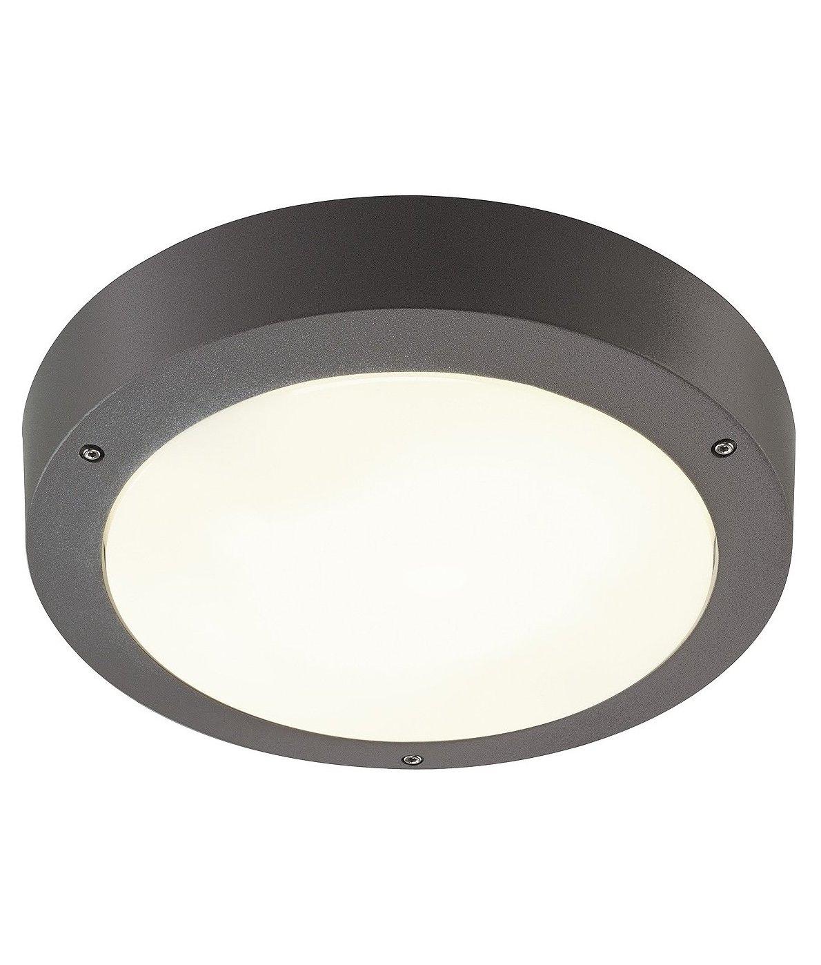 Exterior Ceiling Bulkhead With Microwave Sensor Inside Outdoor Ceiling Sensor Lights (View 4 of 15)