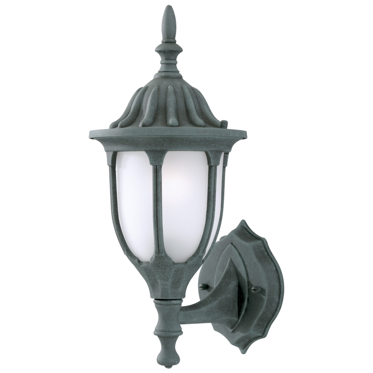 Exterior Light Fixtures & Outdoor Wall Lighting At Ace Hardware With Regard To Plastic Outdoor Wall Light Fixtures (View 8 of 15)
