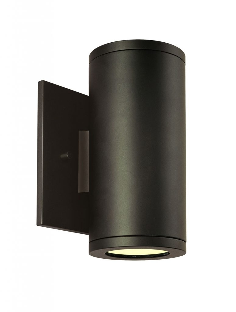 Extraordinary Outdoor Wall Mount Led Light Fixtures Made Wax Faux In Outdoor Wall Mount Led Light Fixtures (#3 of 15)