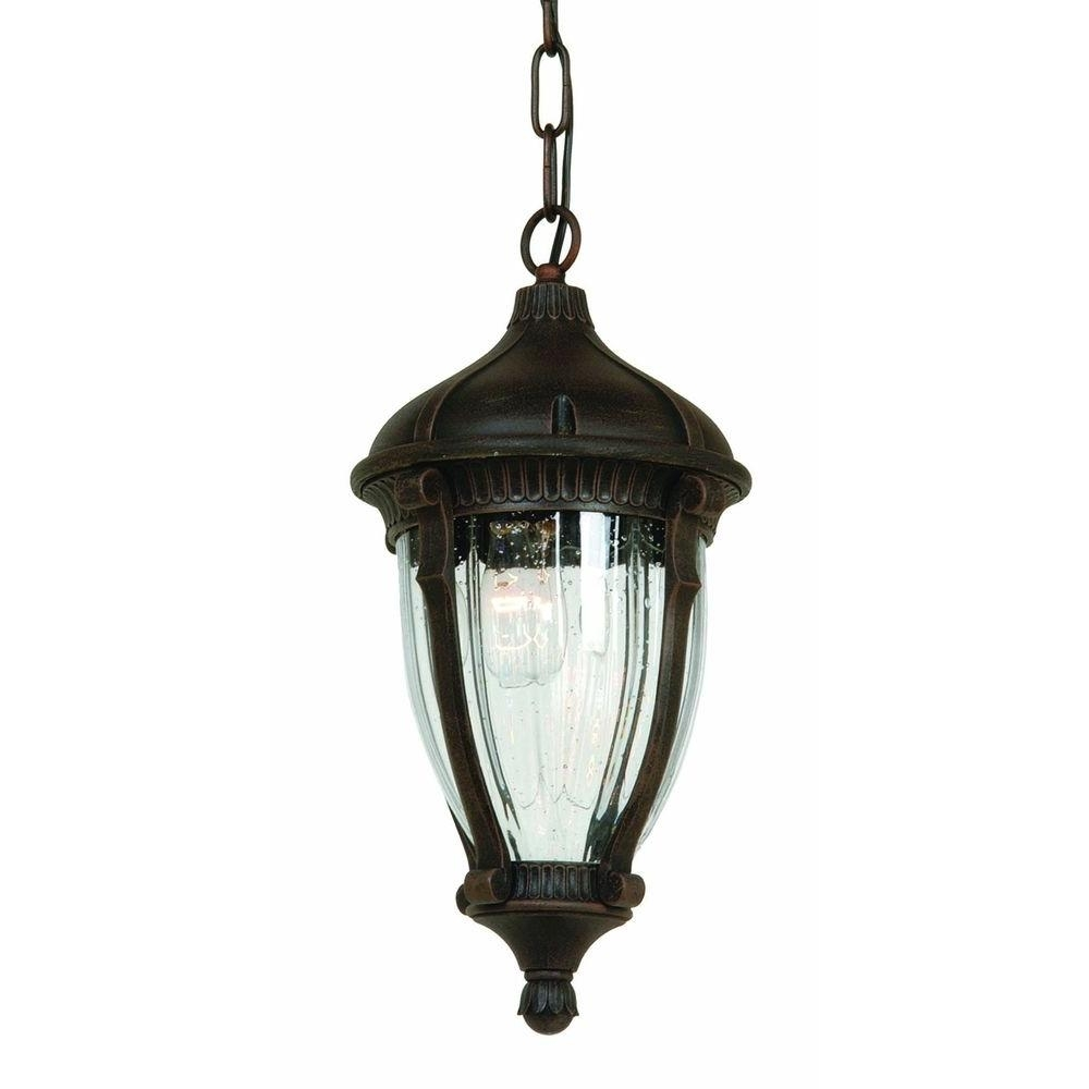 Filament Design Kahley 4 Light Oil Rubbed Bronze Outdoor Pendant Cli Inside Oil Rubbed Bronze Outdoor Hanging Lights (#6 of 15)