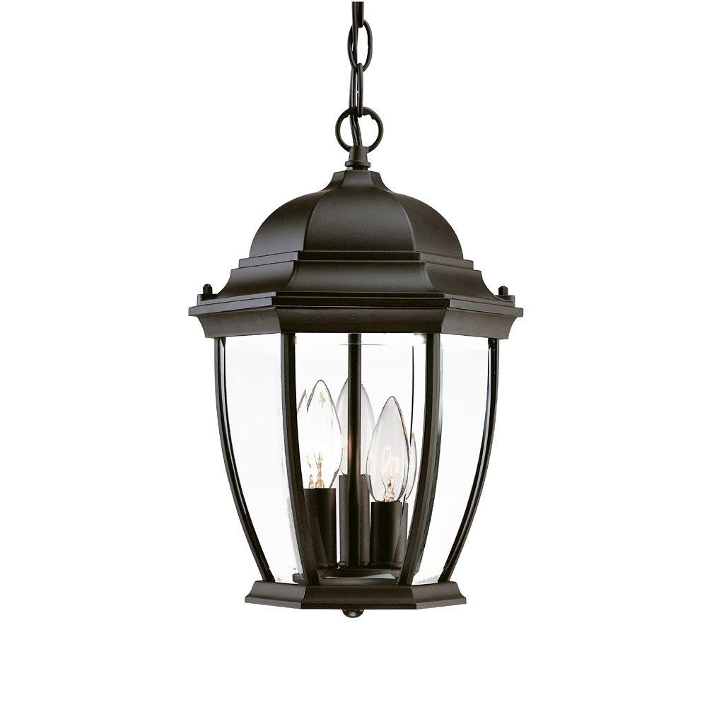 Fireplace : Porch Lanterns And Ceiling Lights From Easy Lighting For Outdoor Hanging Lanterns With Pir (#2 of 15)