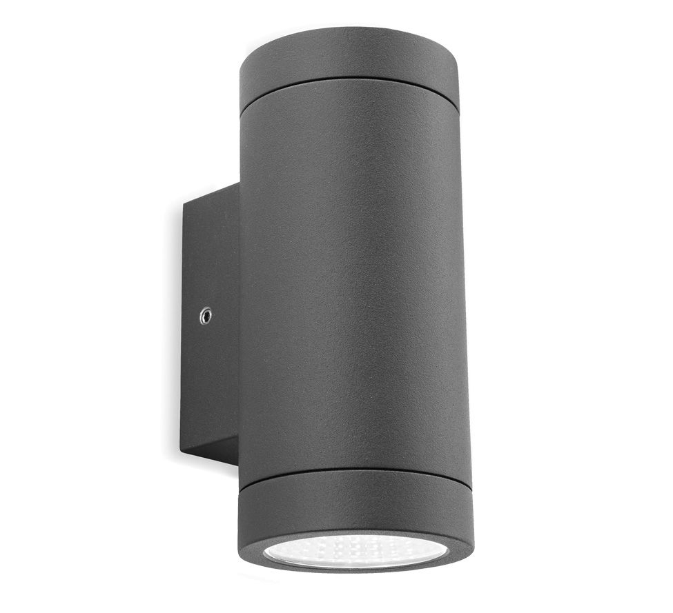 Firstlight 'shelby' Ip65 Led 2 Light Outdoor Up & Down Wall Light With Ip65 Outdoor Wall Lights (#10 of 15)