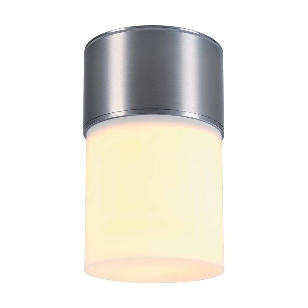 Flush Outdoor Ceiling Light For Porch Or Under Overhanging Eaves Inside Outdoor Ceiling Lights For Porch (#3 of 15)