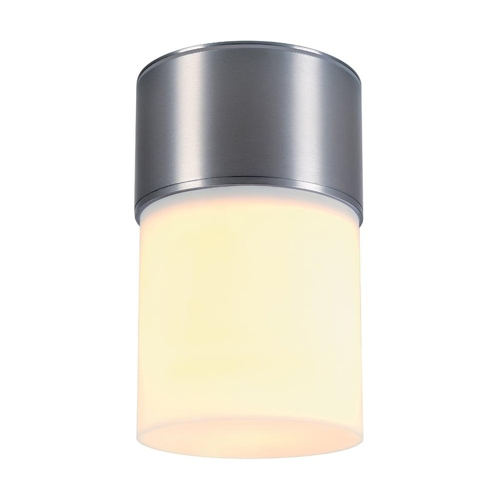 Flush Outdoor Ceiling Light For Porch Or Under Overhanging Eaves Regarding Outdoor Ceiling Lights (#4 of 15)
