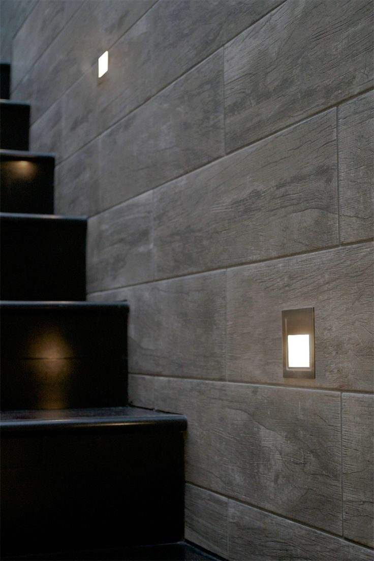 Fresh Cool Outdoor Recessed Wall Lights Wlo115 #13505 Pertaining To Recessed Outdoor Wall Lighting (#7 of 15)