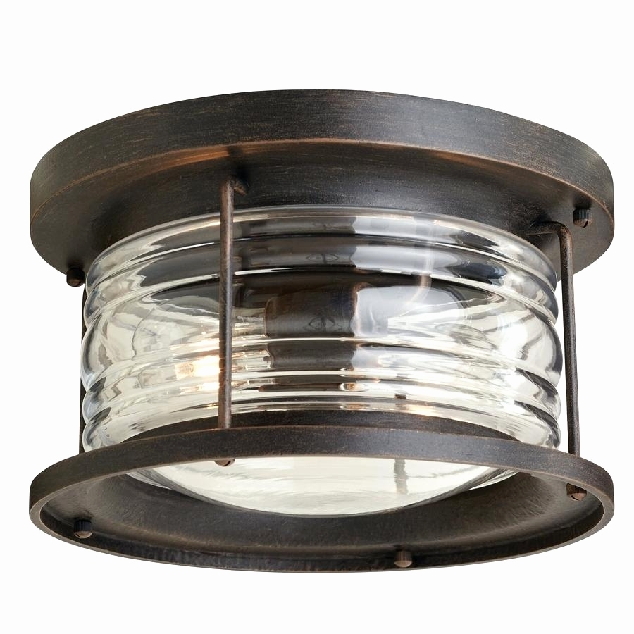 Front Porch Ceiling Light Inspirational Outdoor Outdoor Ceiling For Round Outdoor Ceiling Lights (#5 of 15)