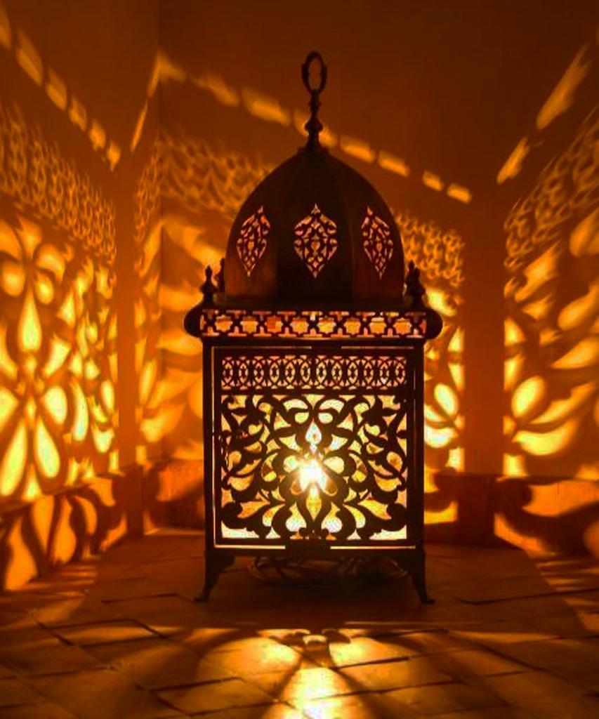 Fun Rooms : Moroccan Outdoor Lanterns Outdoor Moroccan Lighting In Outdoor Hanging Moroccan Lanterns (View 7 of 15)