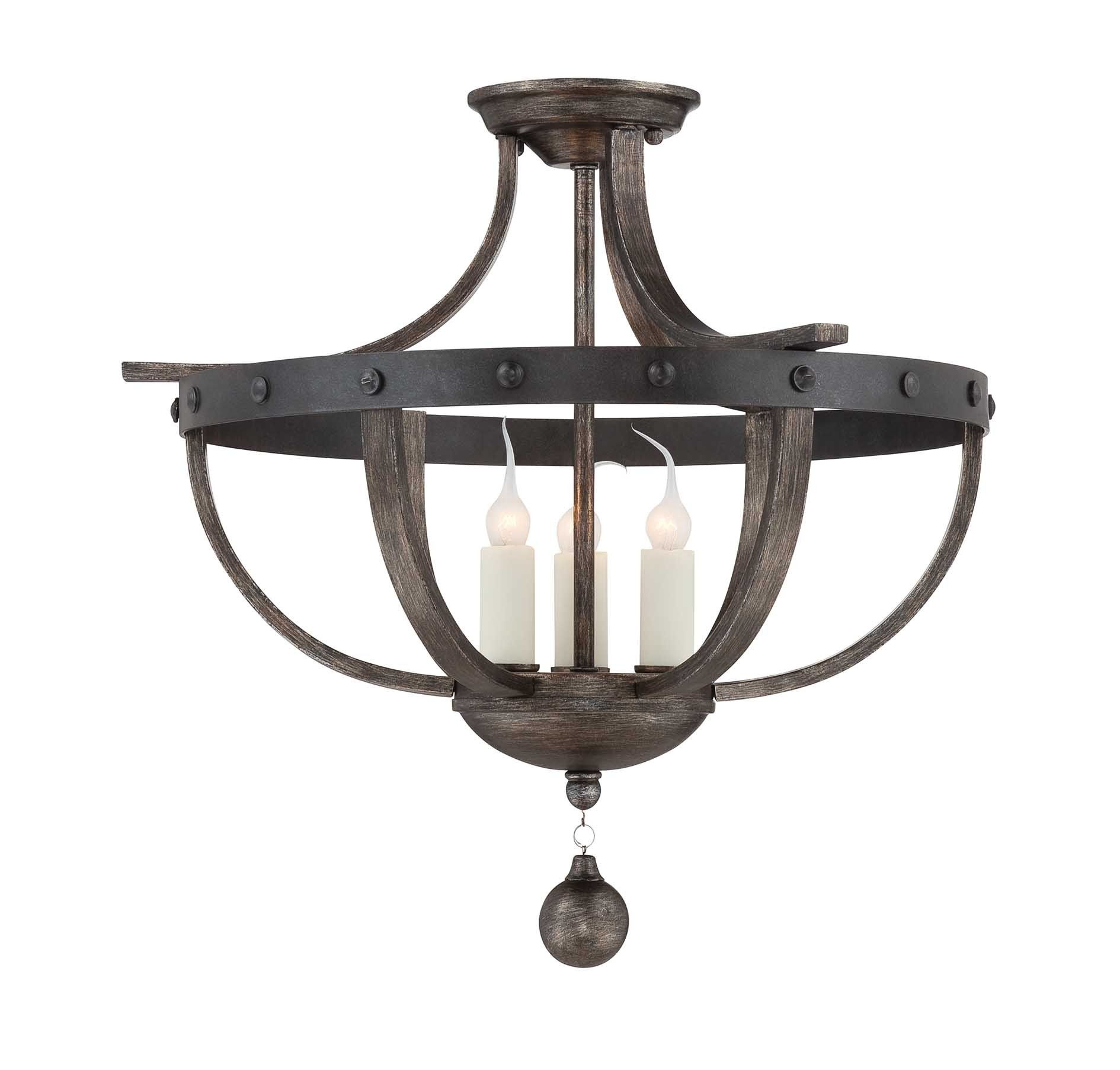 Furniture : Alsace Light Semi Flush Savoy House Outdoor Mount Intended For Outdoor Semi Flush Ceiling Lights (View 13 of 15)