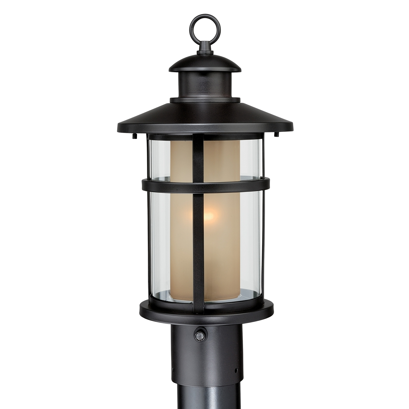 Outdoor Post Lights Canada: 15 Collection Of Lowes Solar Garden Lights Fixtures