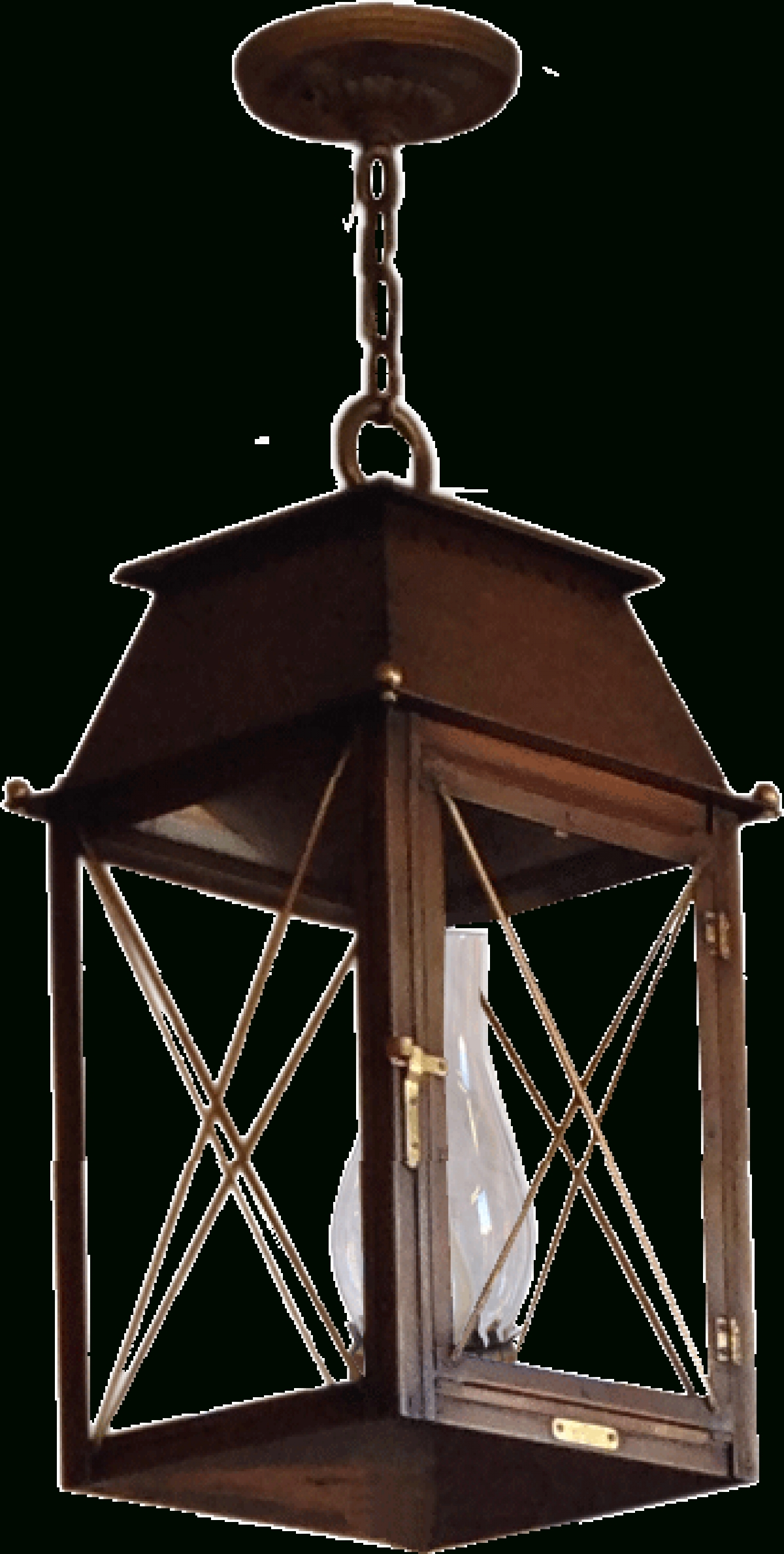 Furniture: Chic Coach House On Hanging Chainbevolo For Outdoor Throughout Outdoor Hanging Coach Lanterns (View 14 of 15)