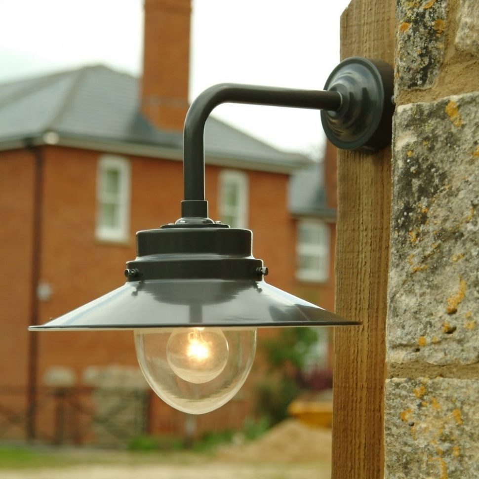 Furniture : Clay Burford Belfast Outdoor Wall Light Putty Lamps Intended For Outdoor Wall Lights At Gumtree (#2 of 15)