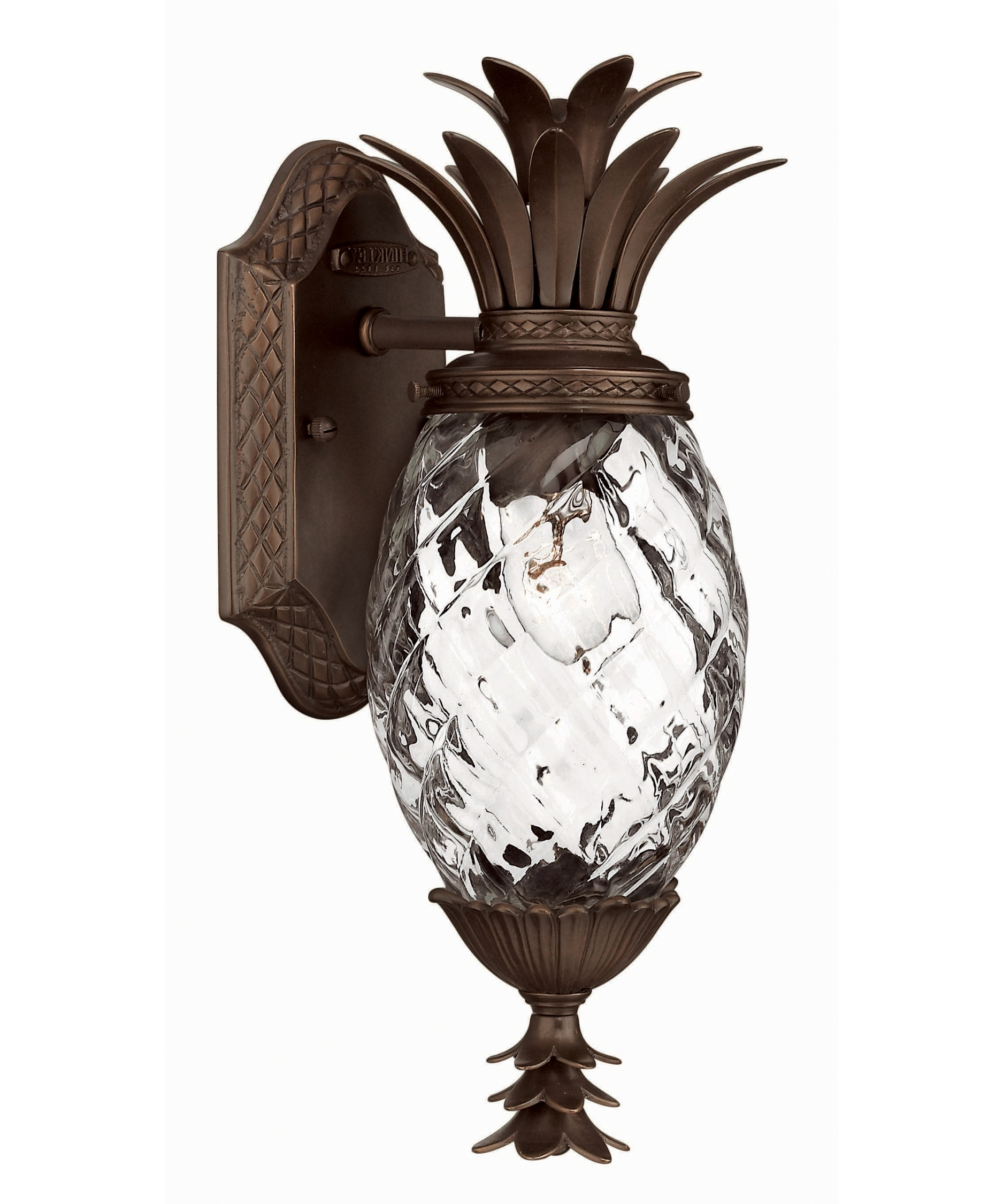 Furniture : Ideas For Pineapple Outdoor Lights Design Finest Home Intended For Pineapple Outdoor Wall Lights (#6 of 15)