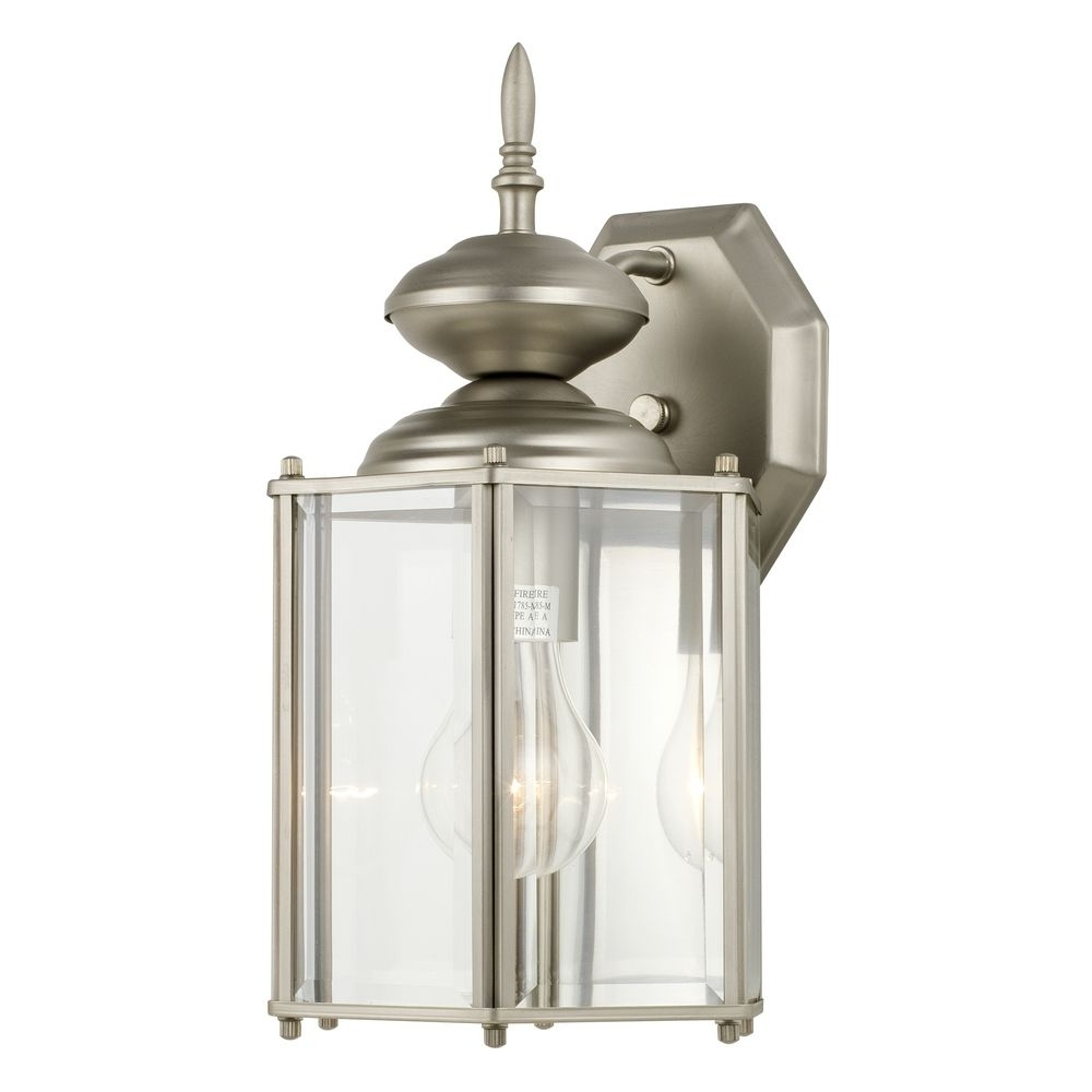 Furniture : Lantern Style Outdoor Wall Light Destination Lighting With Regard To Bunnings Outdoor Wall Lighting (#10 of 15)