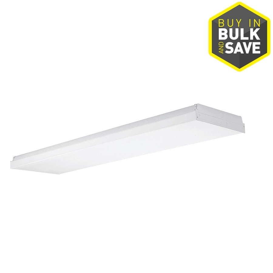 Furniture : Shop Flush Mount Fluorescent Lights Outdoor Utilitech For Outdoor Fluorescent Ceiling Lights (#4 of 15)