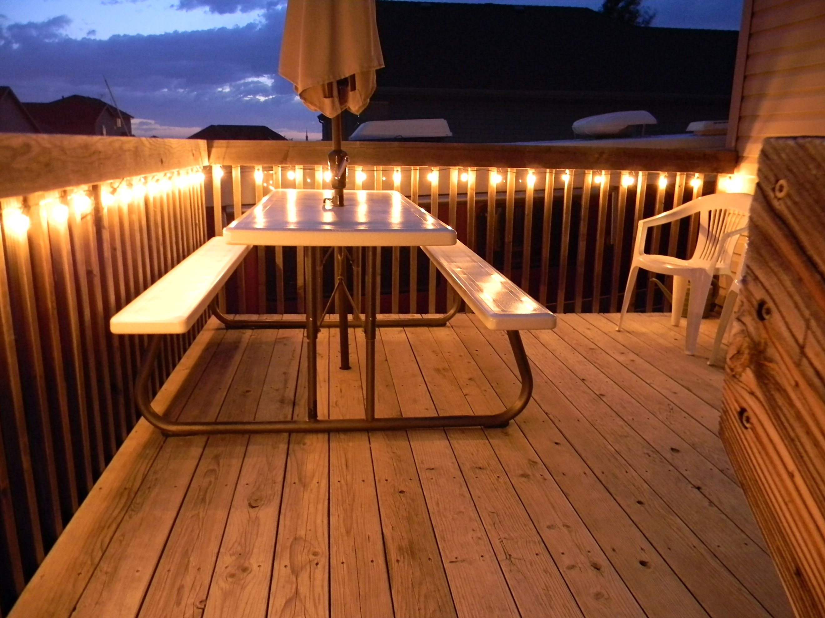 Garden Ideas : Low Voltage Deck Lighting Ideas Some Tips To Get The Intended For Modern Garden Low Voltage Deck Lighting (#7 of 15)