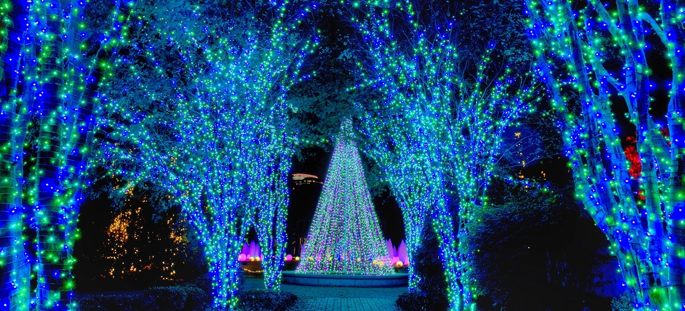 Garden Lights Media Page | Atlanta Botanical Garden Regarding Botanical Garden Lights (View 2 of 15)