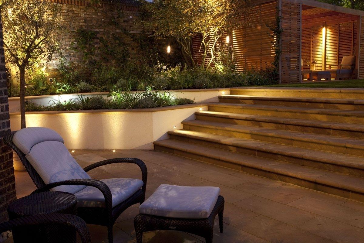 Inspiration about Garden Outdoor Wall Lighting | Festive Garden Lighting | Pinterest With Garden Outdoor Wall Lights (#1 of 15)