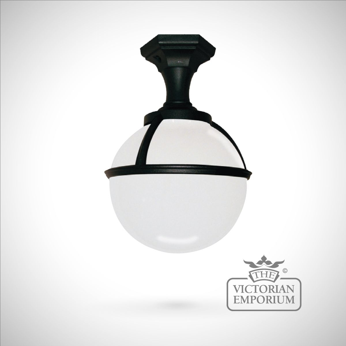 Inspiration about Globe Pedestal/porch Lantern | Exterior Ceiling Lights Within Decorative Outdoor Ceiling Lights (#14 of 15)