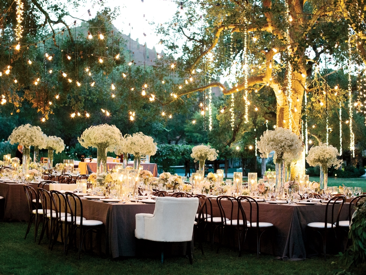 Greek Wedding Reception At Pavilion Ideas And Outdoor Lighting For Within Outdoor Hanging Lanterns For Wedding (View 10 of 15)