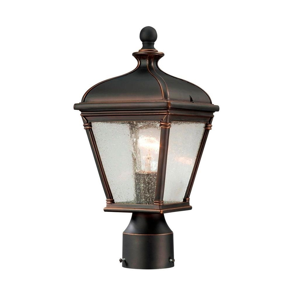 Hampton Bay – Outdoor Lighting Accessories – Outdoor Lighting – The Intended For Hampton Bay Outdoor Lighting And Lamps (#2 of 15)