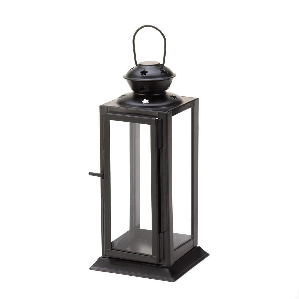 Hanging Lanterns, Starlight Metal Decorative Floor Patio Lantern Intended For Outdoor Hanging Decorative Lanterns (#8 of 15)