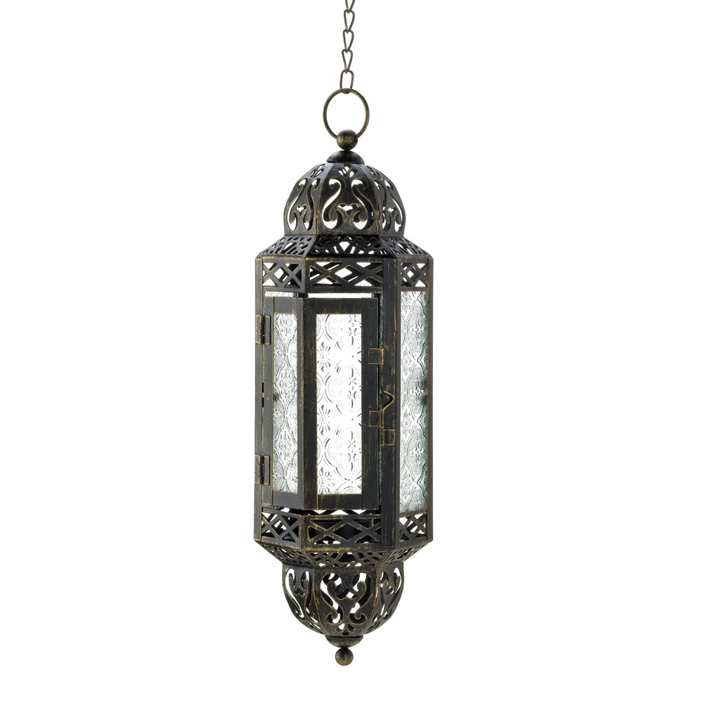 Hanging Victorian Candle Lantern Wholesale At Eastwind Wholesale Within Outdoor Hanging Candle Lanterns At Wholesale (#2 of 15)