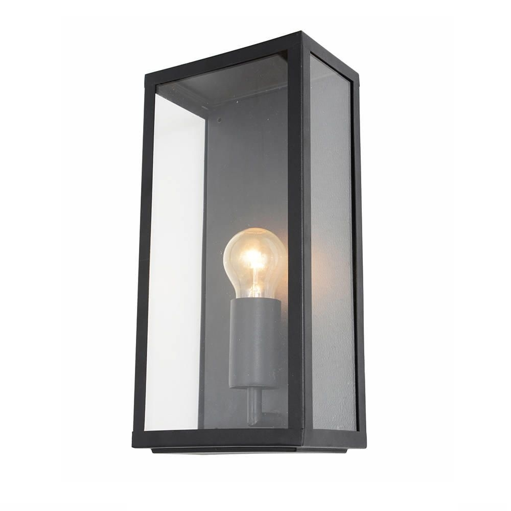 Helena Half Lantern – Top Image Lighting For Johannesburg Outdoor Wall Lights (View 9 of 15)