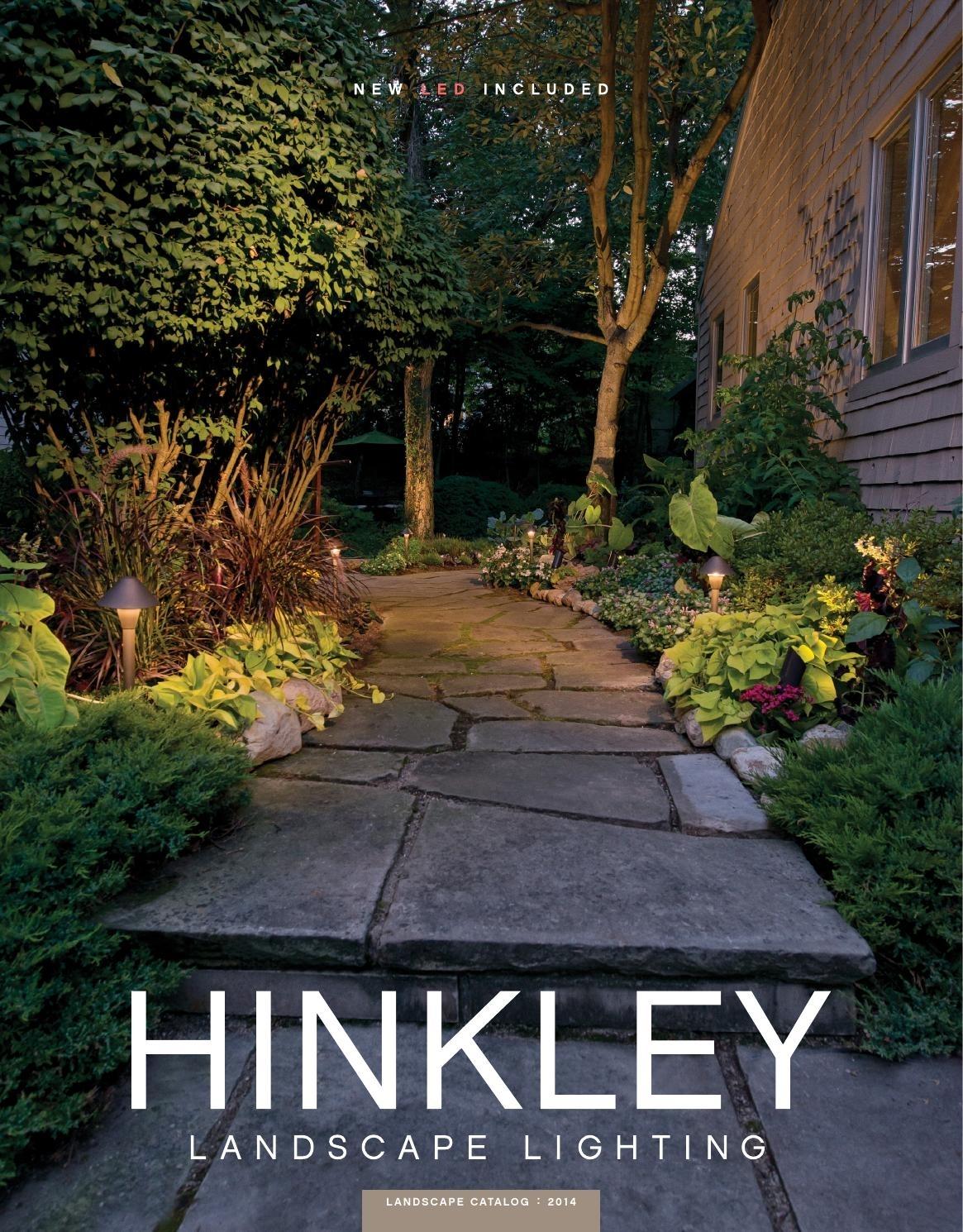 Hinkley Landscape Lighting 2014Hinkley Lighting – Issuu Pertaining To Modern Garden Landscape Hinkley Lighting (#5 of 15)