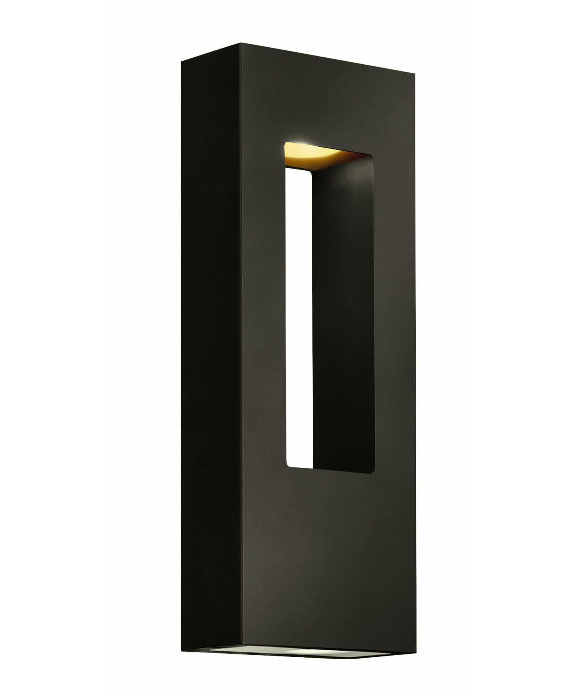 Hinkley Lighting 1648 Atlantis 2 Light Outdoor Wall Light | Capitol Regarding Modern Led Hinkley Lighting (#6 of 15)