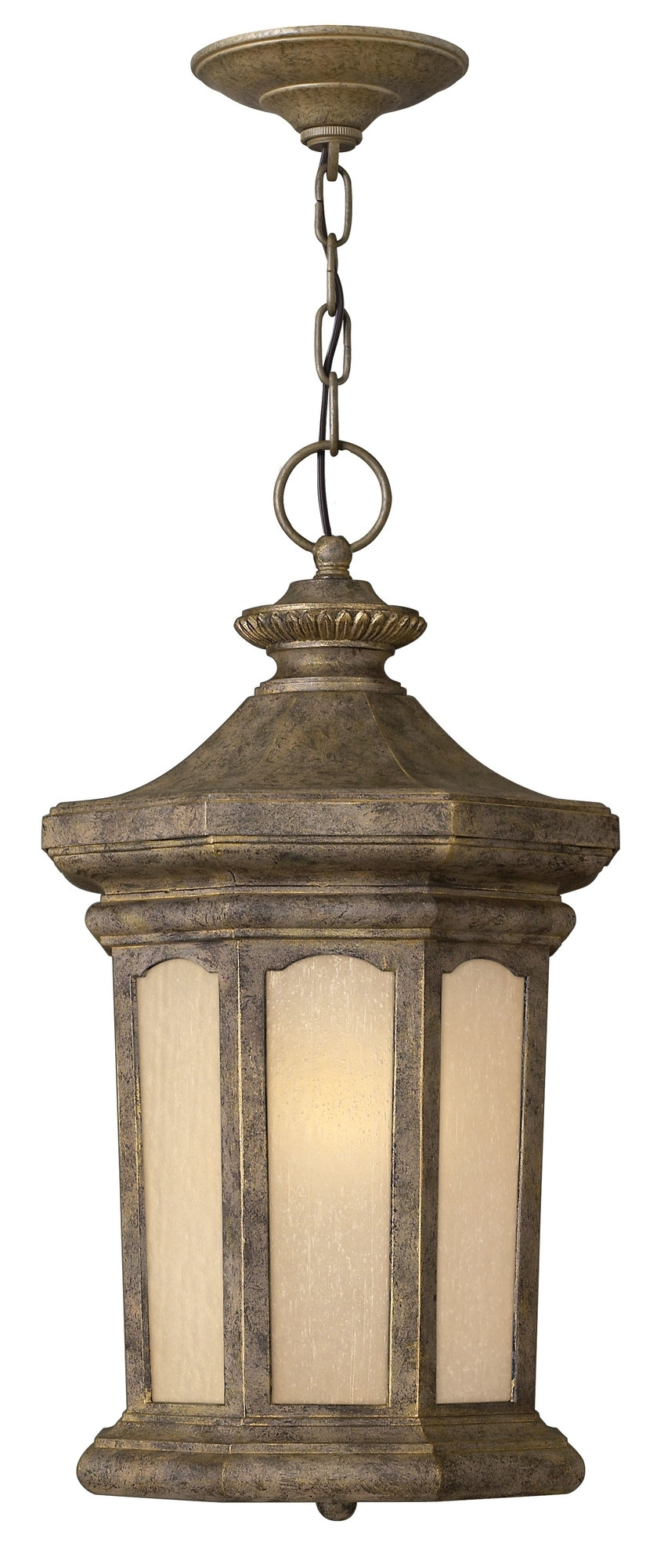 Hinkley Lighting Rowe Park 1 Light Outdoor Hanging Lantern | Ebay Pertaining To Outdoor Hanging Lights At Ebay (View 12 of 15)