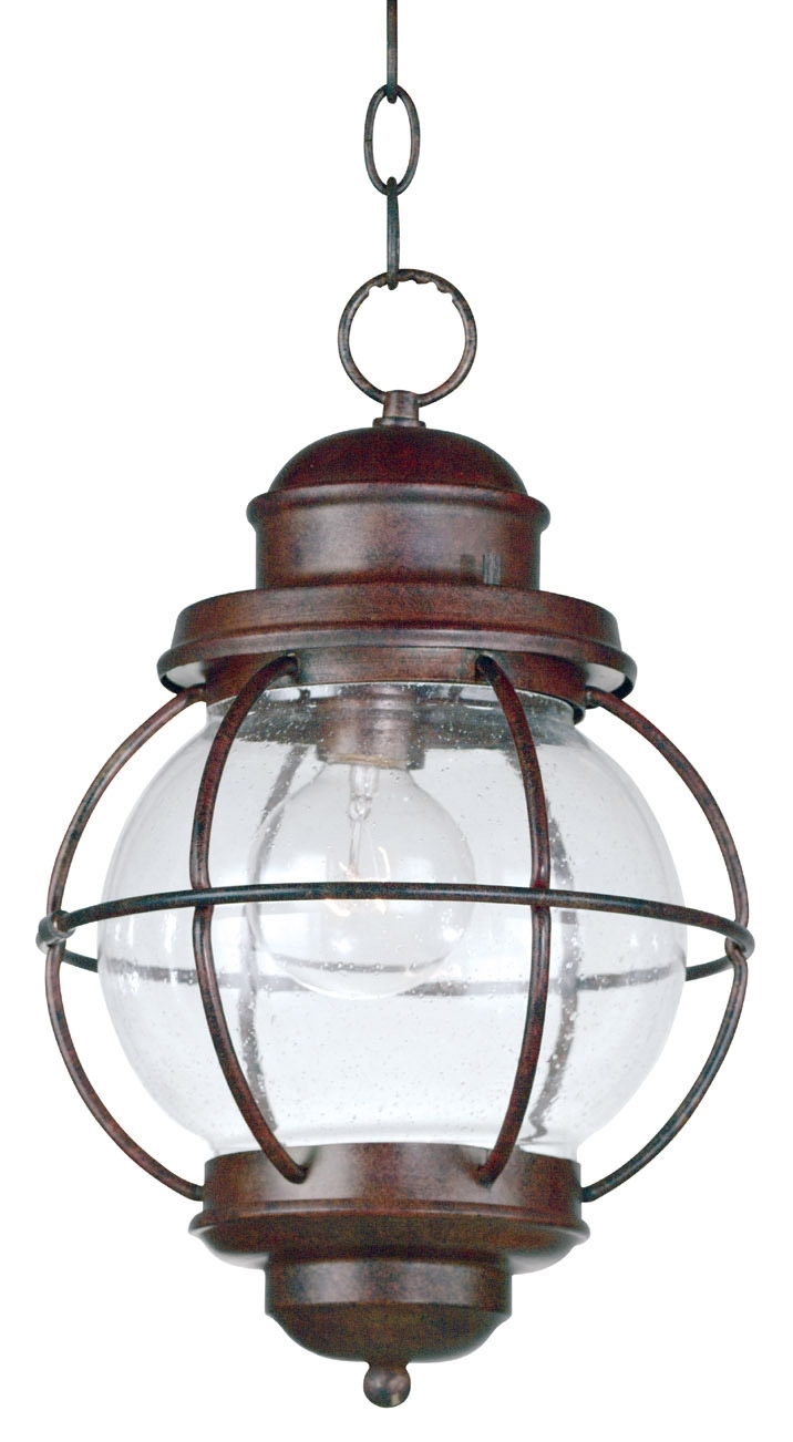 Home 90965Gc Hatteras Indoor / Outdoor Hanging Lantern Throughout Nautical Outdoor Hanging Lights (View 14 of 15)