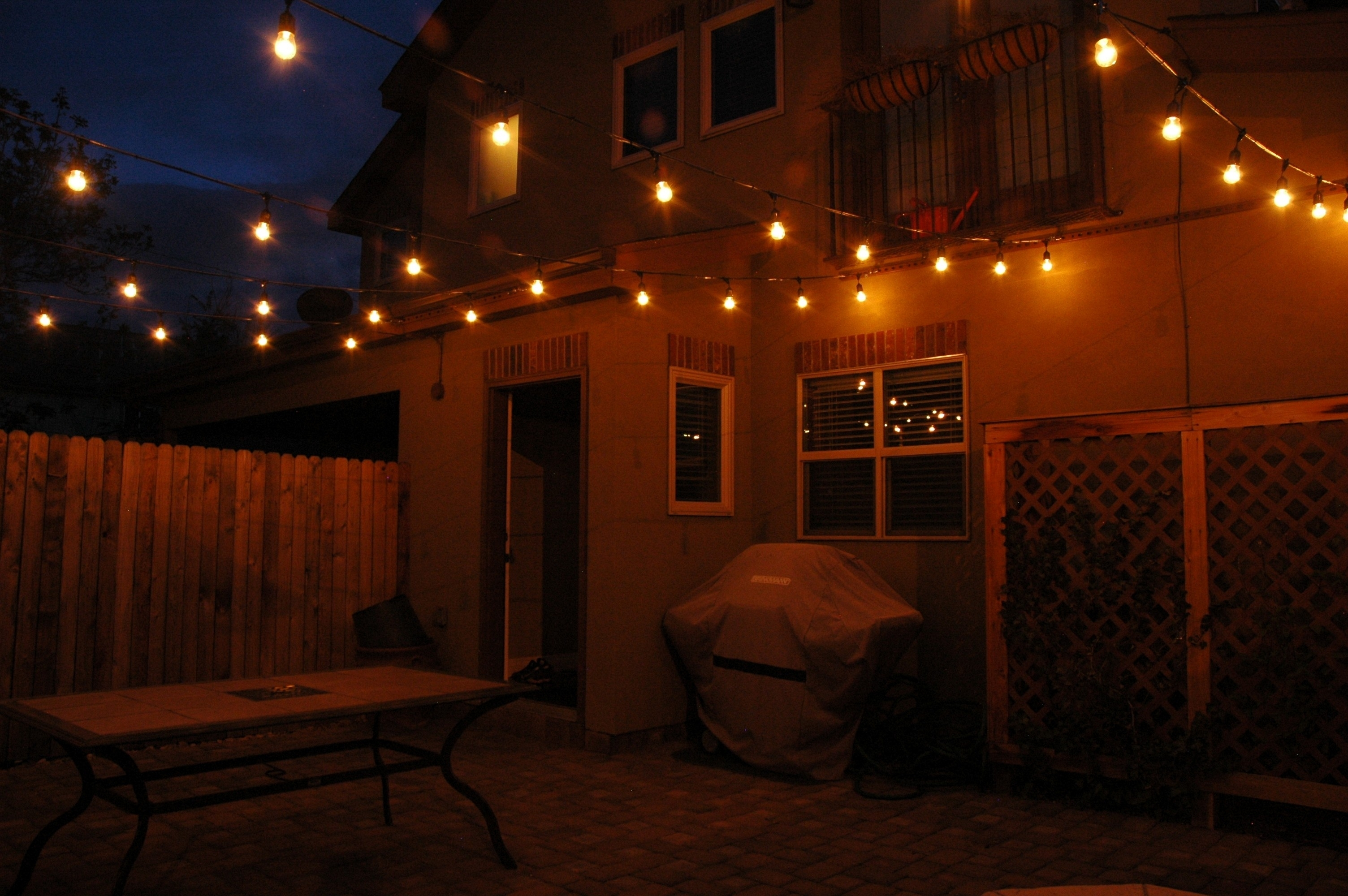 Home Depot Led Outdoor String Lights | Interior Design For Outdoor String Lights At Home Depot (View 8 of 15)