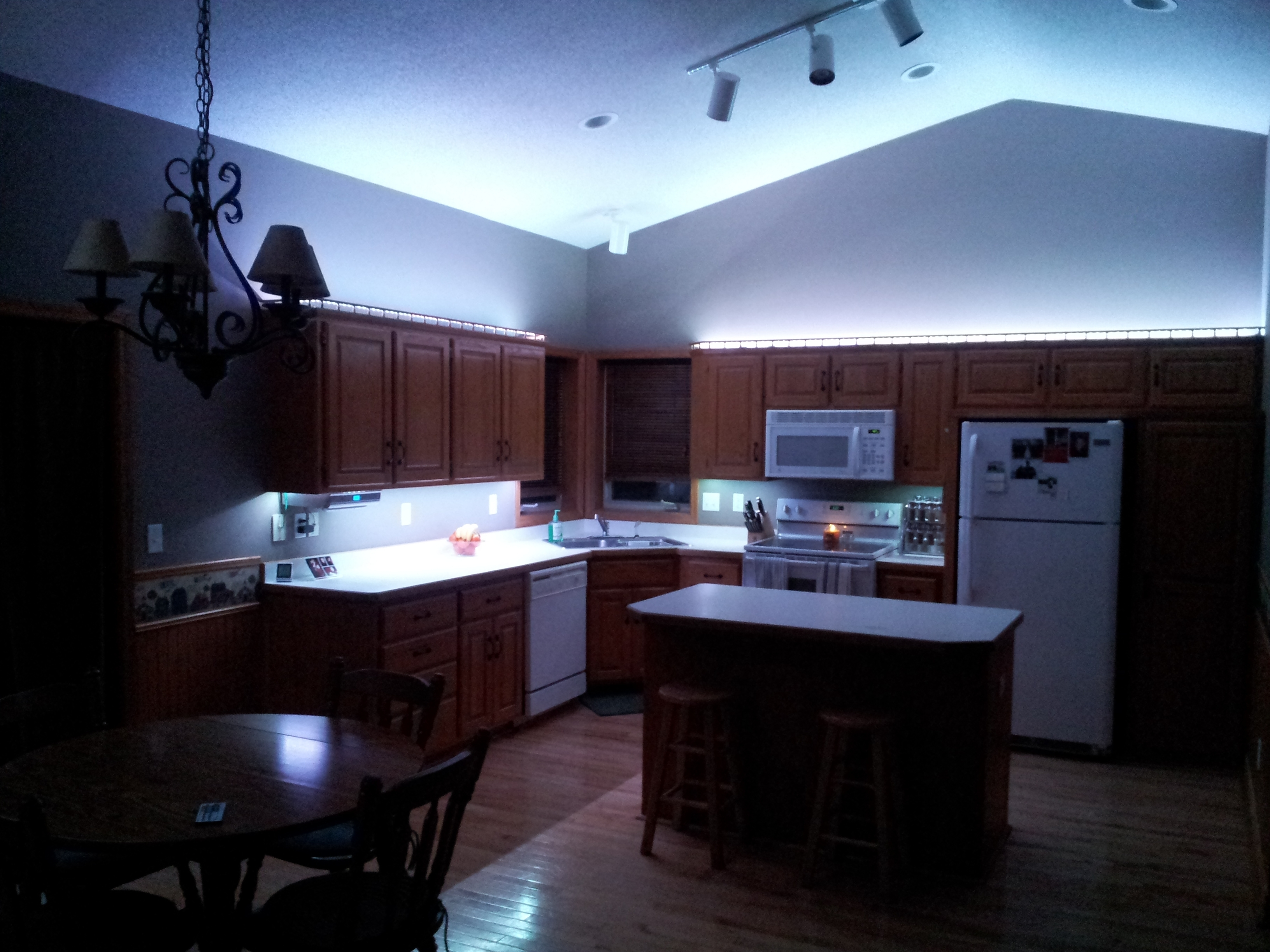 Homebase Kitchen Led Lights • Kitchen Lighting Ideas With Regard To Outdoor Ceiling Lights At Homebase (#9 of 15)