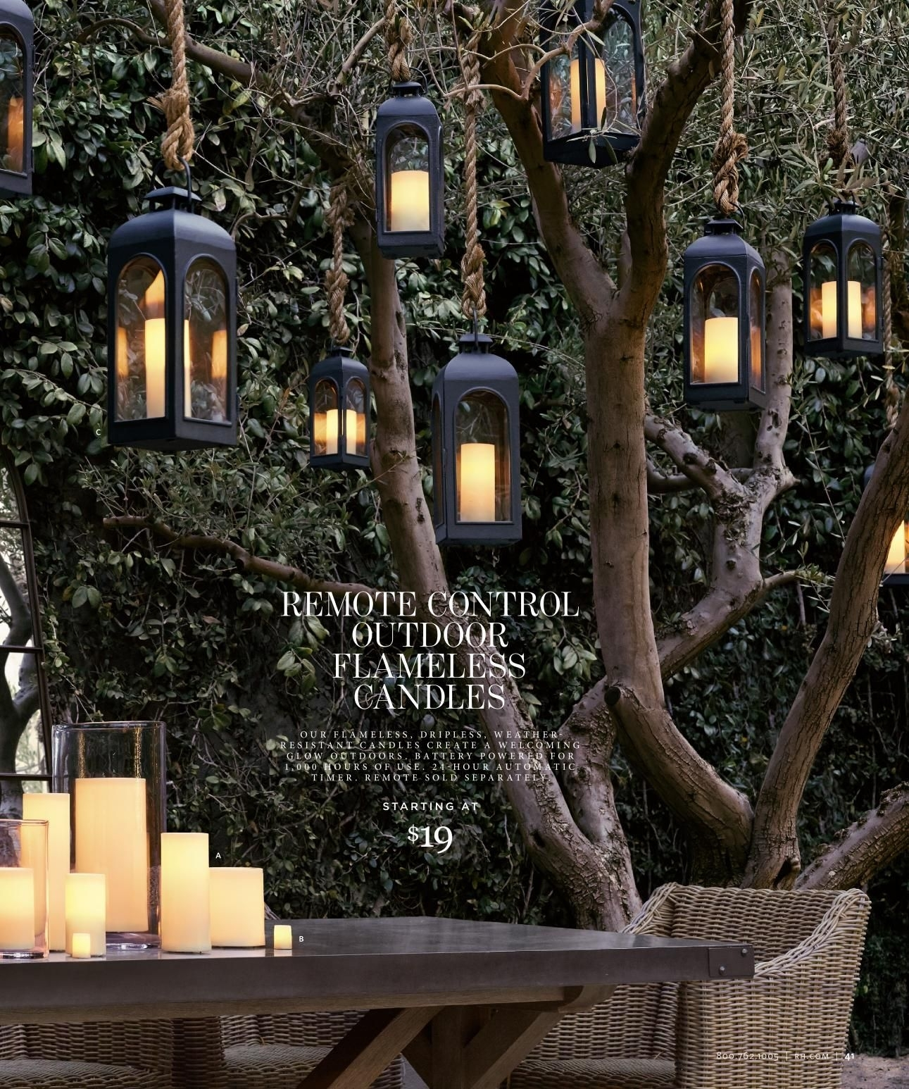 If I Could Find Something Like This That Is Weatherproof And Solar Intended For Outdoor Hanging Lanterns For Trees (View 2 of 15)